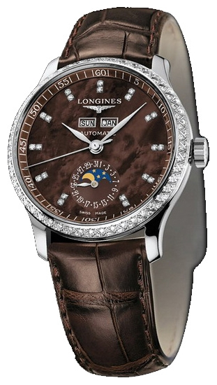 Wrist watch Longines L2.503.0.07.3 for women - picture, photo, image