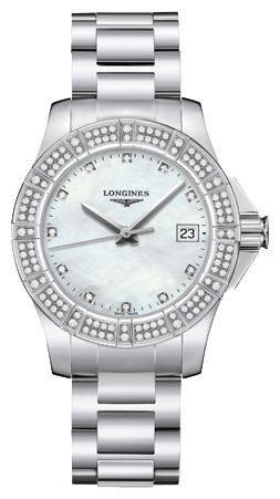 Wrist watch Longines L3.280.0.87.6 for women - picture, photo, image
