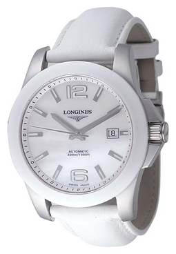 Wrist unisex watch Longines L3.657.4.86.3 - picture, photo, image