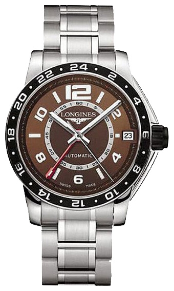 Wrist watch Longines L3.668.4.66.6 for Men - picture, photo, image