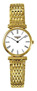Wrist watch Longines L4.209.2.11.8 for women - picture, photo, image