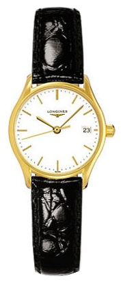 Wrist watch Longines L4.259.2.12.2 for women - picture, photo, image