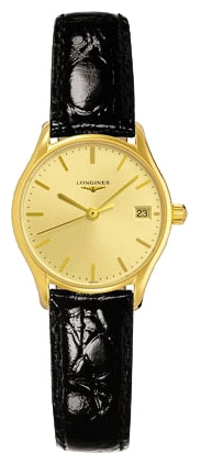 Wrist watch Longines L4.259.2.32.2 for women - picture, photo, image
