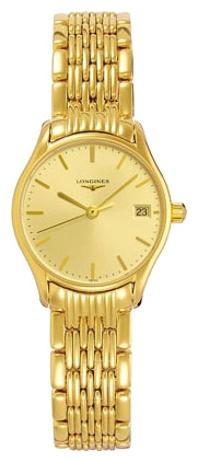 Wrist watch Longines L4.259.2.32.8 for women - picture, photo, image