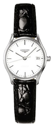Wrist watch Longines L4.259.4.12.2 for women - picture, photo, image