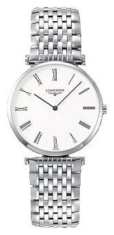 Wrist watch Longines L4.709.4.11.6 for Men - picture, photo, image