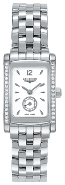 Wrist watch Longines L5.155.0.16.6 for women - picture, photo, image