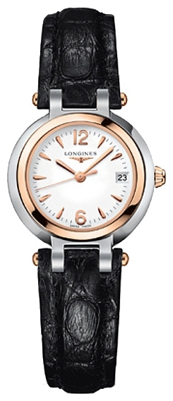 Wrist watch Longines L8.110.5.16.2 for women - picture, photo, image