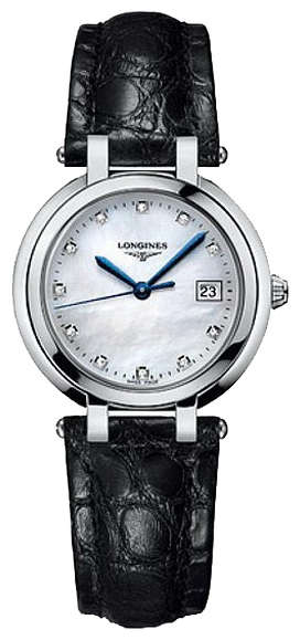 Wrist watch Longines L8.112.4.87.2 for women - picture, photo, image