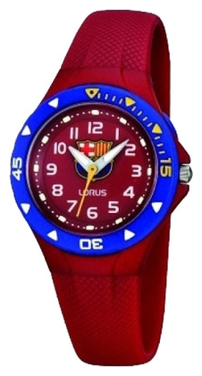 Wrist watch Lorus R2367GX9 for children - picture, photo, image
