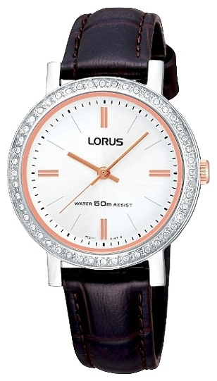 Wrist watch Lorus RG253HX9 for women - picture, photo, image
