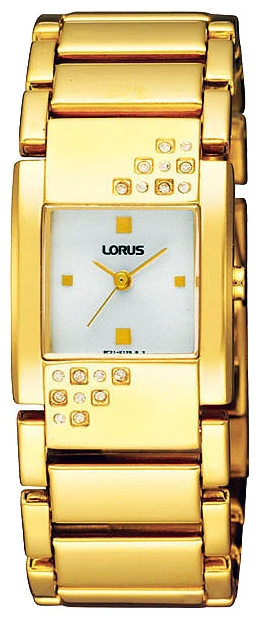 Wrist watch Lorus RG288GX9 for women - picture, photo, image