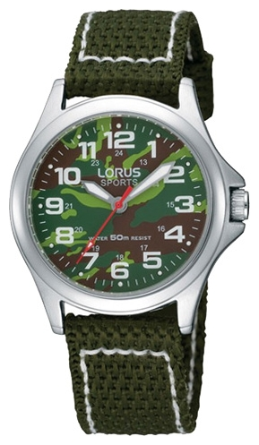 Wrist watch Lorus RRS03RX9 for children - picture, photo, image