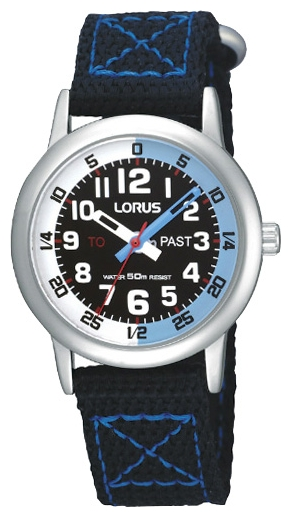 Wrist watch Lorus RRS15TX9 for children - picture, photo, image