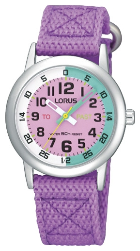 Wrist watch Lorus RRS19TX9 for children - picture, photo, image