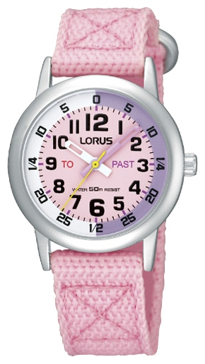 Wrist watch Lorus RRS21TX9 for children - picture, photo, image