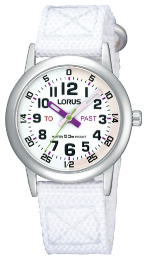 Wrist watch Lorus RRS23TX9 for children - picture, photo, image
