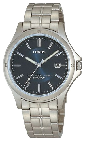 Wrist watch Lorus RXD431L9 for Men - picture, photo, image