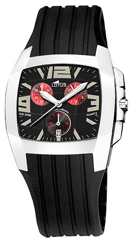 Wrist watch Lotus 15317/5 for Men - picture, photo, image