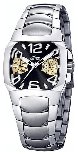 Wrist watch Lotus 15504/6 for Men - picture, photo, image