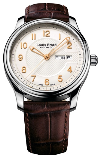 Wrist watch Louis Erard 72 268 AA 01 for Men - picture, photo, image