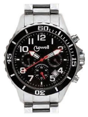 Wrist watch Lowell PD0023-82 for Men - picture, photo, image