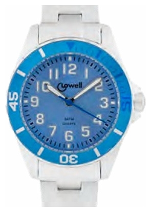 Wrist watch Lowell PD9490-13 for women - picture, photo, image