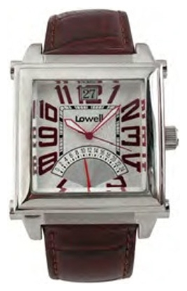 Wrist watch Lowell PT9328-25 for Men - picture, photo, image