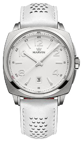 Wrist unisex watch MARVIN M022.13.24.82 - picture, photo, image