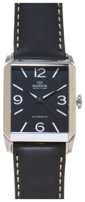 Wrist watch MARVIN M124.14.41.64 for Men - picture, photo, image