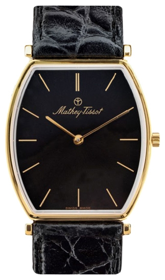 Wrist watch Mathey-Tissot S100HCN for Men - picture, photo, image