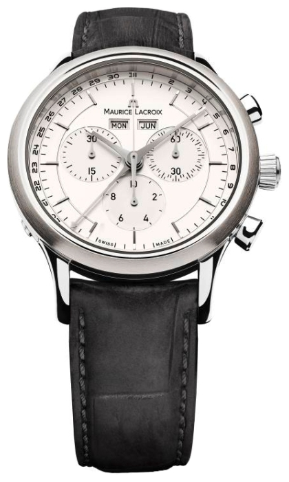 Wrist watch Maurice Lacroix LC1008-SS001-130 for Men - picture, photo, image