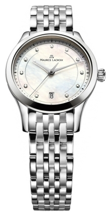 Wrist watch Maurice Lacroix LC1026-SS002-170 for women - picture, photo, image