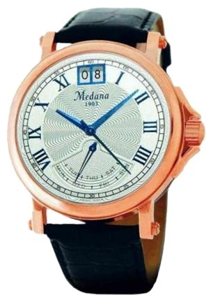 Wrist watch Medana 803.1.16.SB2.1 for Men - picture, photo, image