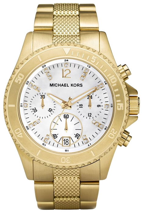 Wrist unisex watch Michael Kors MK5437 - picture, photo, image