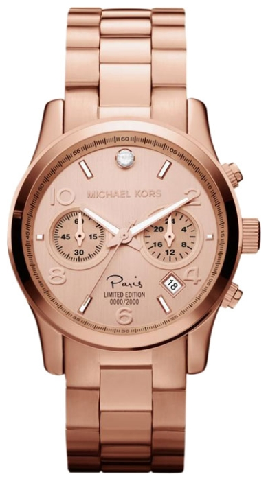 How to change the date on michael kors watch