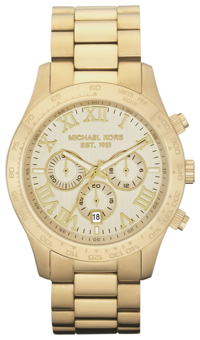 Wrist unisex watch Michael Kors MK8214 - picture, photo, image