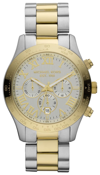 Wrist unisex watch Michael Kors MK8229 - picture, photo, image
