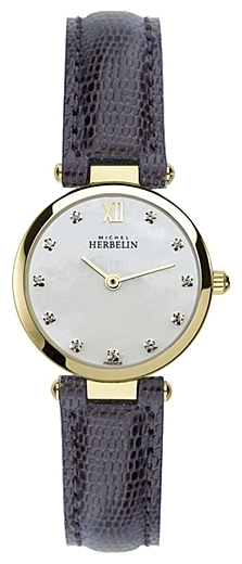 Wrist watch Michel Herbelin 1043-59MA for women - picture, photo, image