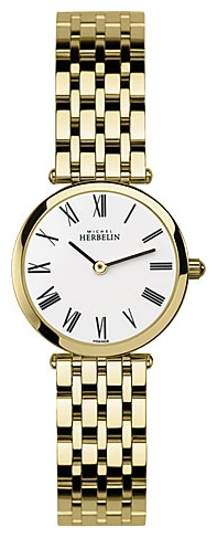 Wrist watch Michel Herbelin 1045-BP01SM for women - picture, photo, image