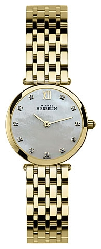 Wrist watch Michel Herbelin 1045-BP59SM for women - picture, photo, image
