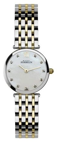 Wrist watch Michel Herbelin 1045-BT59SM for women - picture, photo, image
