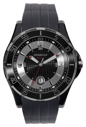 Wrist watch Michel Herbelin 12297-N24C for Men - picture, photo, image
