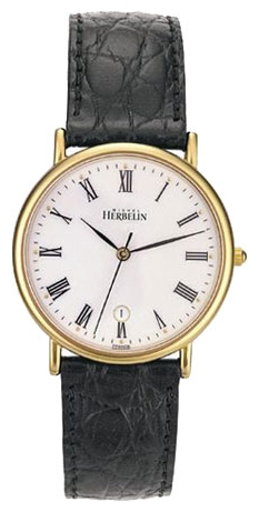 Wrist watch Michel Herbelin 12443-P01 for Men - picture, photo, image