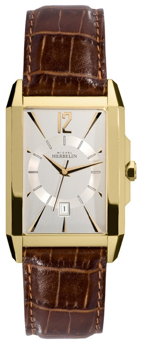 Wrist watch Michel Herbelin 12472-P12GO for Men - picture, photo, image