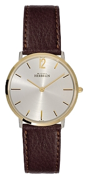 Wrist watch Michel Herbelin 17015-T12MA for Men - picture, photo, image