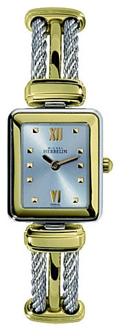 Wrist watch Michel Herbelin 17114-BT12 for women - picture, photo, image