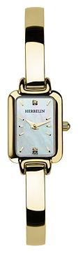 Wrist watch Michel Herbelin 17404-BP59 for women - picture, photo, image