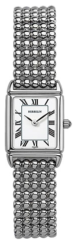 Wrist watch Michel Herbelin 17423-B01SM for women - picture, photo, image