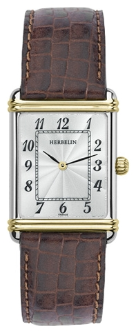 Wrist watch Michel Herbelin 17468-T28MA for Men - picture, photo, image